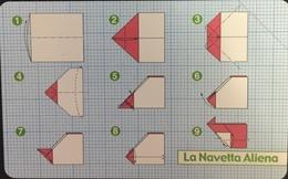 Paco \ ITALIA \ PF 1438 \ Origami Volanti \ NUOVA - Italië