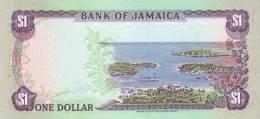 JAMAICA P. 68Ad 1 D 1990 UNC - Jamaica