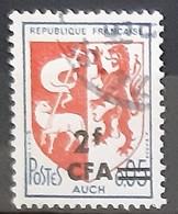 REUNION - N° 373 - Armoiries De Auch - Oblitéré (o) - Reunion Island (1852-1975)