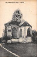Auvers Sur Oise (95) - L'Eglise - Auvers Sur Oise