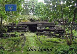 1 AK Insel Pohnpei - Ruinenstadt Nan Madol * Föderierte Staaten Von Mikronesien * Federated States Of Micronesia * - Micronésie