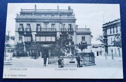ANGLETERRE ENGLAND ROYAUME UNI GIBRALTAR COMMERCIAL SQUARE - Gibraltar