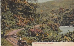 On The Panama Railroad , 00-10s - Panama