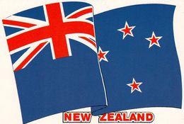 1 AK New Zealand * Die Flagge Von Neuseeland * - Neuseeland