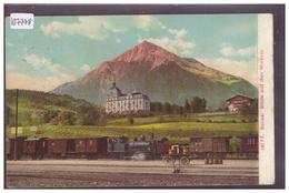 SPIEZ - BAHN - TRAIN - TB - BE Berne