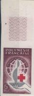Colonies Grandes Séries Postes N° 1963 Croix-Rouge 6 Valeurs TOM Non Dentelées Qualité: ** Cote: 255 € - Frankreich (alte Kolonien Und Herrschaften)