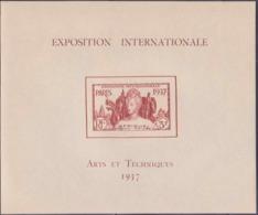Colonies Grandes Séries Blocs Et Feuillets N° 1937 Exposition Internationale De Paris 24 Blocs Qualité: ** Cote: 365 € - 1937 Exposition Internationale De Paris