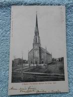Cpa Canada Quebec Riviere Du Loup Eglise Paroissiale 1905 - Quebec