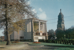 Huy - Arrivée Du Téléphérique Et Notre-Dame De La Sarte - Huy