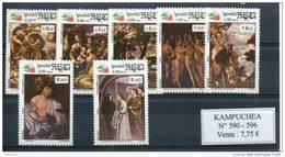 Kampuchéa. Tableaux De La Renaissance - Kampuchea