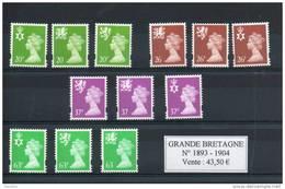 Reine émissions Régionales - 1952-.... (Elizabeth II)