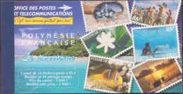 Polynésie Carnets N° 236 C236 Carnet De 24 Timbres Qualité: ** Cote: 380 € - Carnets