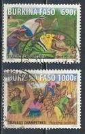 °°° BURKINA FASO - Y&T N°1362/63 - 2009 °°° - Burkina Faso (1984-...)