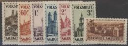 Sarre Poste Aérienne N° 3 Et 4 2 Valeurs TB Qualité: Obl Cote: 126 € - 1947-56 Occupation Alliée