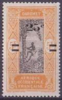 Togo Postes N° 121 A 25c Sur 5f Jaune Et Noir Sans La Surcharge Togo Qualité: * Cote: 400 € - Togo (1914-1960)