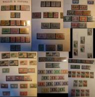 Wallis Et Futuna Lots Et Collections N°  Collection De 1920 à 1952 Postes, PA, Taxes Et BF Dont France Libre Qualité: * - Wallis-Et-Futuna