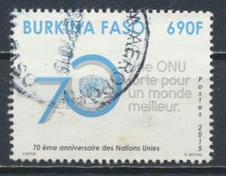 °°° BURKINA FASO - MI N°1987 - 2015 °°° - Burkina Faso (1984-...)