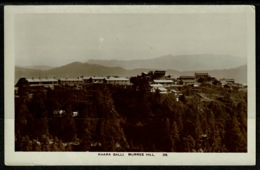 Ref 1243 - Early Real Photo Postcard - Khara Galli - Murree Hill Pakistan - India - India