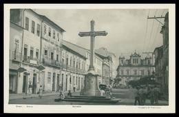 BAHIA - CRUZEIROS E PELOURINHOS -  Cruzeiro De S. Francisco.  Carte Postale - Salvador De Bahia