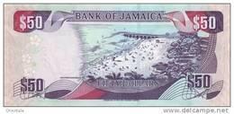 JAMAICA P. 79e 50 D 2004 UNC - Jamaique