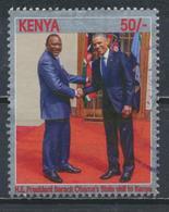 °°° KENYA - VISIT OF BARACK OBAMA TO KENIA - 2017 °°° - Kenya (1963-...)