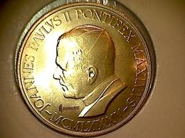 Luxembourg 40 Francs OR 1985 Joannes Paulus - Lussemburgo