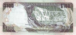 JAMAICA P. 84d 100 D 2009 UNC - Jamaica