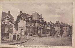 Massy : Massy-Palaiseau - Etablissement Villemorin - Massy