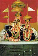 1 AK Indien * Vaishnava-Tempel Govind Dev Ji Befindet Sich In Jaipur - Der Tempel Ist Lord Krishna Gewidmet * - India