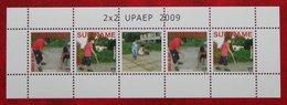 Surinam / Suriname 2009 UPAEP Children Playing (ZBL 1628-1629 Mi 2303-2304)  POSTFRIS / MNH ** - Surinam