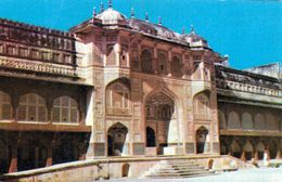 1 AK Indien * Der Palast Ganesh Pol Im Fort Amer - Ein Ehemaliger Königspalast Bei Jaipur Im Bundesstaat Rajasthan - India