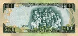 JAMAICA P. 90 100 D 2012 UNC - Jamaica