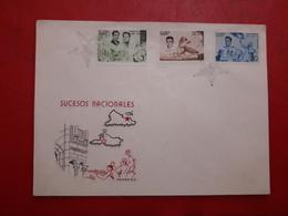 La Cuba FDC Des événements(succès) Nationaux - FDC
