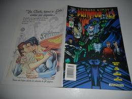 LEONARD NIMOY'S PRIMORTALS Comic - Vol 1 - No 10 - Date 12/1995 - Tekno Comix EN V O - Magazines