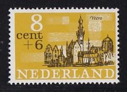 Nederland - Steden En Dorpen - Veere - Provincie Zeeland - MNH - NVPH 842 - Géographie