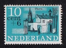 Nederland - Steden En Dorpen - Thorn - Provincie Limburg - MNH - NVPH 843 - Géographie