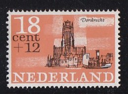 Nederland - Steden En Dorpen - Dordrecht - Provincie Zuid-Holland - MNH - NVPH 844 - Géographie