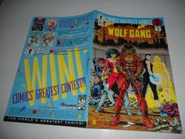 Comics'greatest World Division Wolf Gang N° 3  En V O - Magazines
