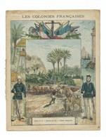 Madagascar Labour RIZ Nossy-Bé Les Comores Sainte-Marie Protège-cahier Couverture 220 X 175  Bon état 3 Scans - Protège-cahiers