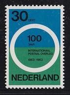 Nederland - 1863 - 1963 - 100 Jaar Postaal Overleg - MNH - NVPH 791 - Poste