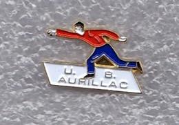 PIN S UNION BOULISTE AURILLAC - Bowls - Pétanque
