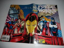 Force Works 1 ( Abnett & Lanning, Marvel V.O. 1994, Cover-Poster )  En V O - Magazines