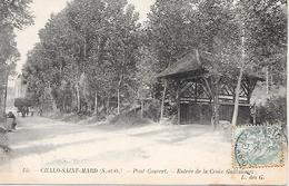 CHALO-ST-MARD - ( 91 ) - Pont Couvert - Frankreich