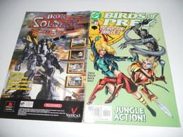 BIRDS OF PREY Comic - N° 20 - Date 08/2000 - DC Comic's EN VO - Magazines