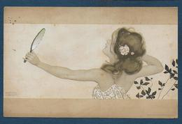 KIRCHNER - Femme Au Miroir - Kirchner, Raphael