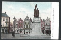 +++ CPA - BRUGGE - BRUGES - Monument Breydel Et De Coninck   // - Brugge