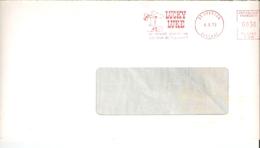 Lucky Luke - Bande Dessinée - Marcophilie (Lettres)
