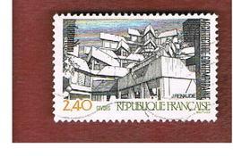 FRANCIA (FRANCE) -   SG 2678  -      1985  MODERN HOUSING: GIVORS -    USED - Gebraucht