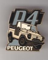 Pin's P4 Peugeot Réf 5701JL - Peugeot