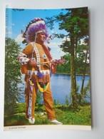 D162439 Canadian Indian Chief  - A Proud Heritage - Indiens De L'Amerique Du Nord